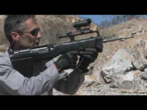 SKS Rifle Bullpup Stock Kit Conversion