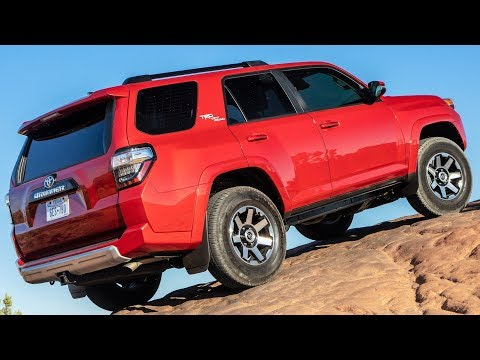 2020 Toyota 4Runner TRD-Off Road - Capable SUV