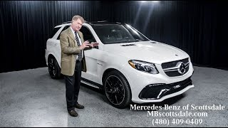 Form-Shape and Space - 2018 Mercedes-Benz GLE 63 S AMG® SUV from Mercedes Benz of Scottsdale