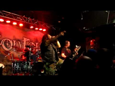 God Forbid - DTMWTD live at Dingbatz Feb 24th 2012 (HD).MOV