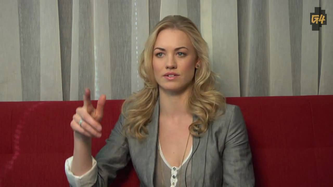 Yvonne Strahovski Brown Hair Yvonne Strahovski Interview