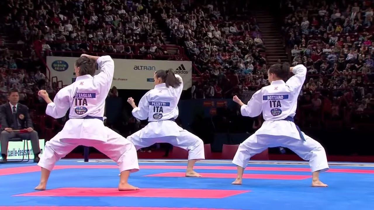 Final Female Team Kata