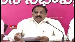 TRS Minister Thummala Nageswara Rao Speaks over Khammam Mirchi Farmers Protest