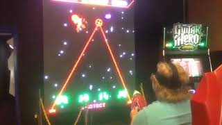 Space Invaders Frenzy Game