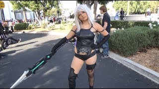 Anime Los Angeles (ALA) 2018 Cosplay Music Video Part 11