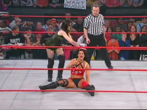 Daffney vs. Tara From iMPACT