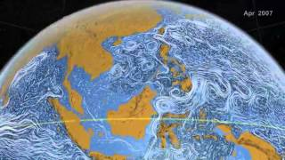 Global Ocean Current Visualization