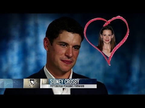 NHL Players' Celebrity Crush