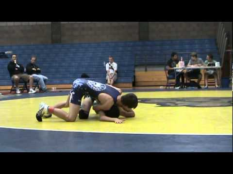 106 Hans Rockwell vs Andrew Sta Maria Part 1