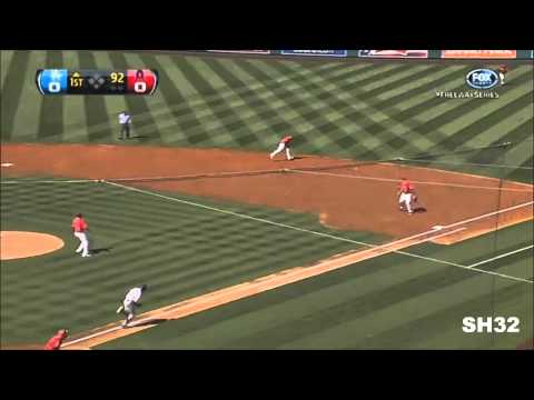 Dee Gordon - Los Angeles Dodgers Highlights