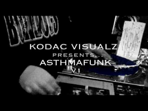 KODAC VISUALZ - ASTHMAFUNK FREESTYLE V.1