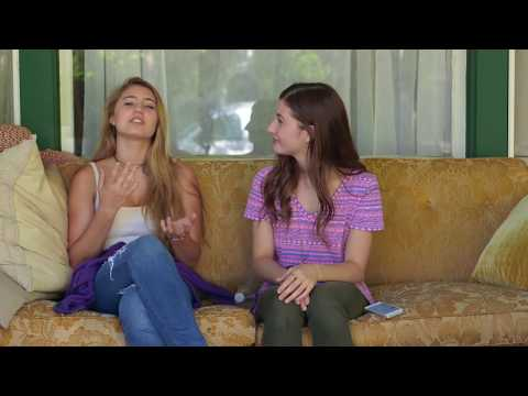 Most Awkward Moment, Kissing Stories, & Singing! Q&A ft. LIA MARIE JOHNSON