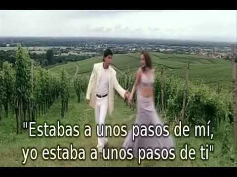 Dil To Pagal Hai - Dholna -Subtitulos español