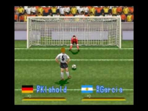 International Superstar Soccer(SNES): A dream FIFA World Cup 2014 finals match-up