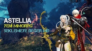 Yeni Kore Yapımı MMORPG | Astellia