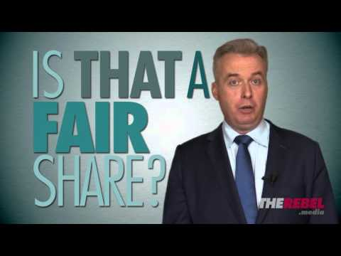 """""""The rich don't pay their fair share of taxes"""" -- Is that really true?"""