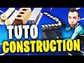 TUTO : CONSTRUCTION SUR FORTNITE !!