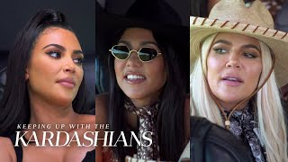 See Kardashian-Jenners' Family Therapy Session in Wyoming | KUWTK | E!