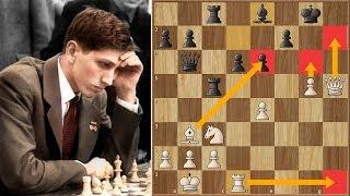 """I Don't Believe in Dragons"" - Bobby Fischer"