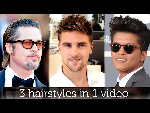 3 Hairstyles in 1 Haircut   Awesome Hair Inspiration For Men   By Vilain Sidekick