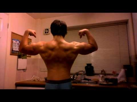 15yo bodybuilder update