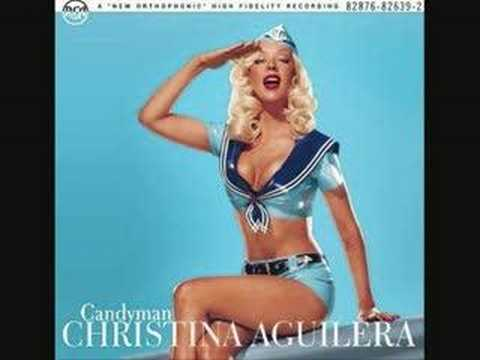 Christina Aguilera Candyman - WITH LYRICS!!..x