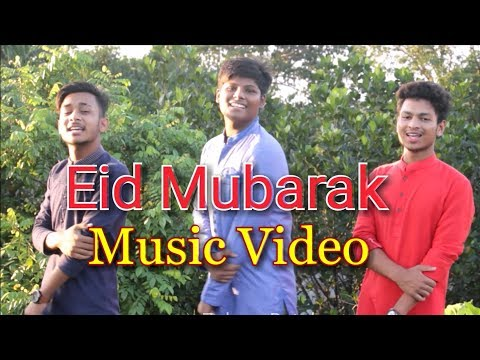 Eid Mubarak Music video