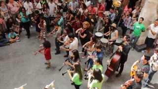 Flashmob Bolero De Ravel Na Pinacoteca De São Paulo Brasil Conservatoire De Paris Guri Emesp