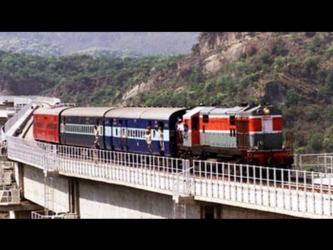 First direct train service from Delhi to Katra flagged off