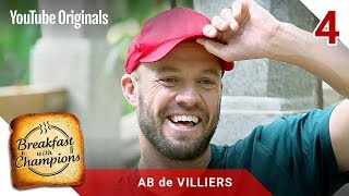 Episode 4 | AB de Villiers | Breakfast with Champions Season 6