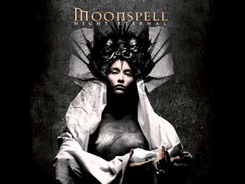 Moonspell - Moon In Mercury