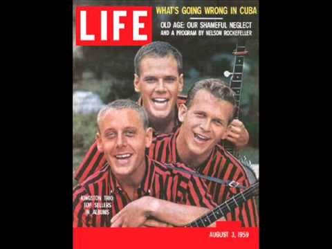 Kingston Trio - Last Night I Had The Strangest Dream