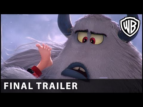 Smallfoot -  Final Trailer - Warner Bros UK