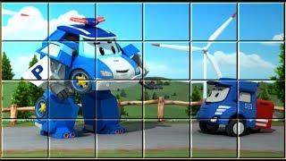 Robocar Poli Games Episodes for Kids
