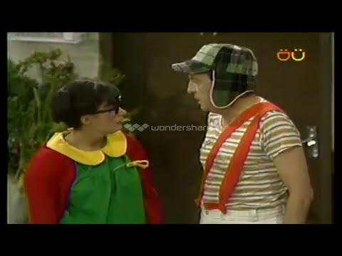 CHESPIRITO 1987- El Chavo del Ocho- La Chilindrina con viruela- COMPLETO