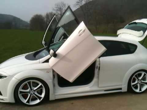 mein seat leon cupra 1p tuning fahrzeug youtube. Black Bedroom Furniture Sets. Home Design Ideas