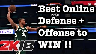 NBA 2K18 Tips How to win online. 2K18 Best Defense Tutorial 2K18 Best Offense Tips #18