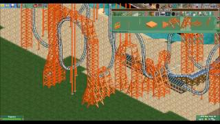 "Speed Coaster Master ORCT2 Part 12: ""Neptune"