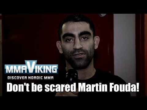Mohammed Babadivand Calls out Martin Fouda for IRFA Title