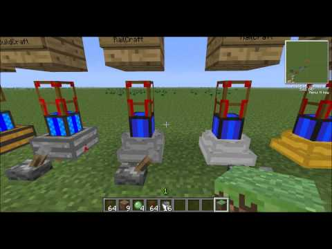 FTB All Engines Tutorial (BuildCraft, RailCraft, & Forestry)