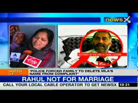 UP: SP leader accused of killing Hindu Yuva leader
