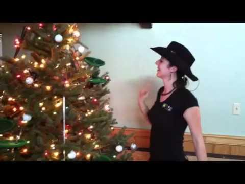 Interactive Mini Golf Christmas Tree