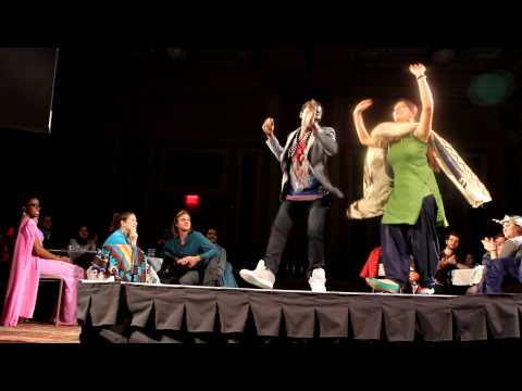 African- Indian dance Mix - International Dinner- Ohio University.MOV thumbnail