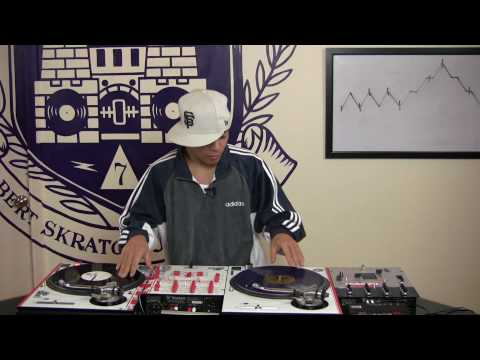 TRAKTOR VS SERATO Comparison By DJ Qbert !!!