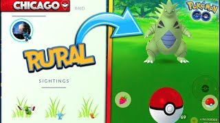 THIS IS WHY PEOPLE SPOOF IN POKEMON GO!