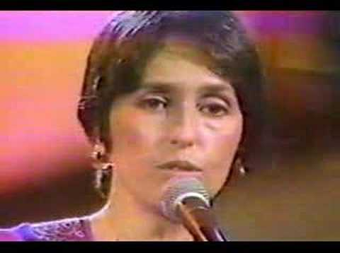 Joan Baez - A Heartfelt Line or Two