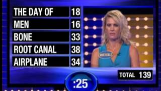 Turnberg girls on Family Feud!!  ..the big ending!