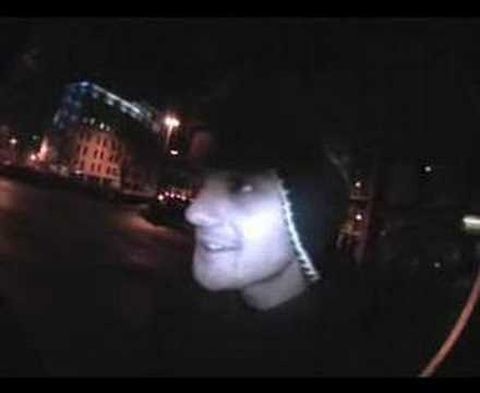 An Evening With Crunch & Firgul. Filmed outside Joseph's Well in Leeds, November 23rd, 2006.