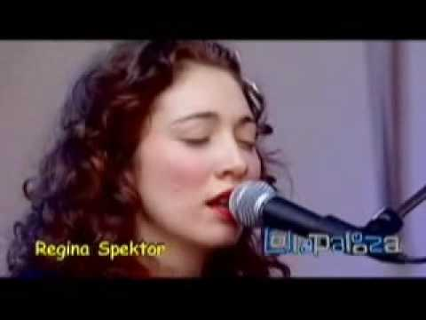Regina Spektor - Apres moi @ Lollapalooza 2007