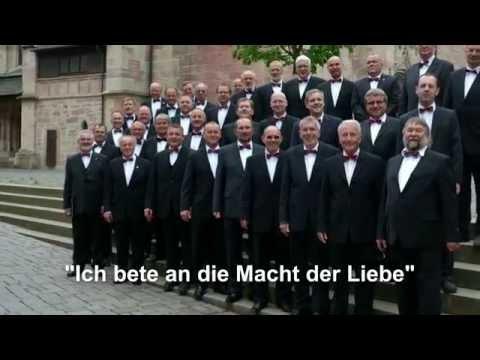 Männerchor Taubach für den Chorgipfel 2015